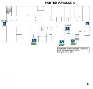 Pawilon C Parter